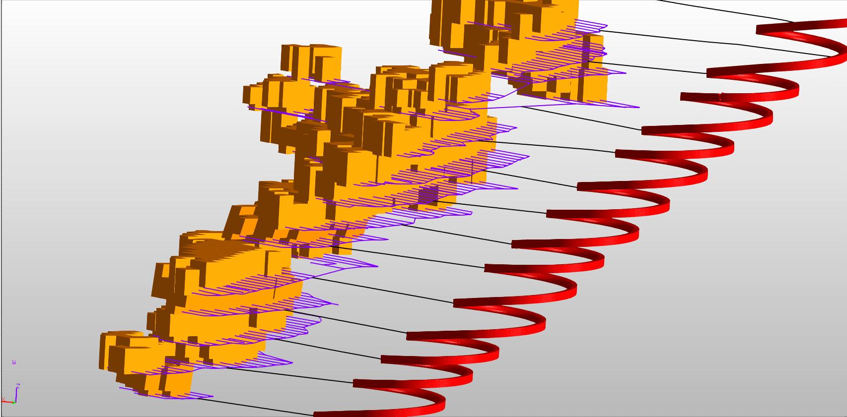 uCAD - Underground Mine Design