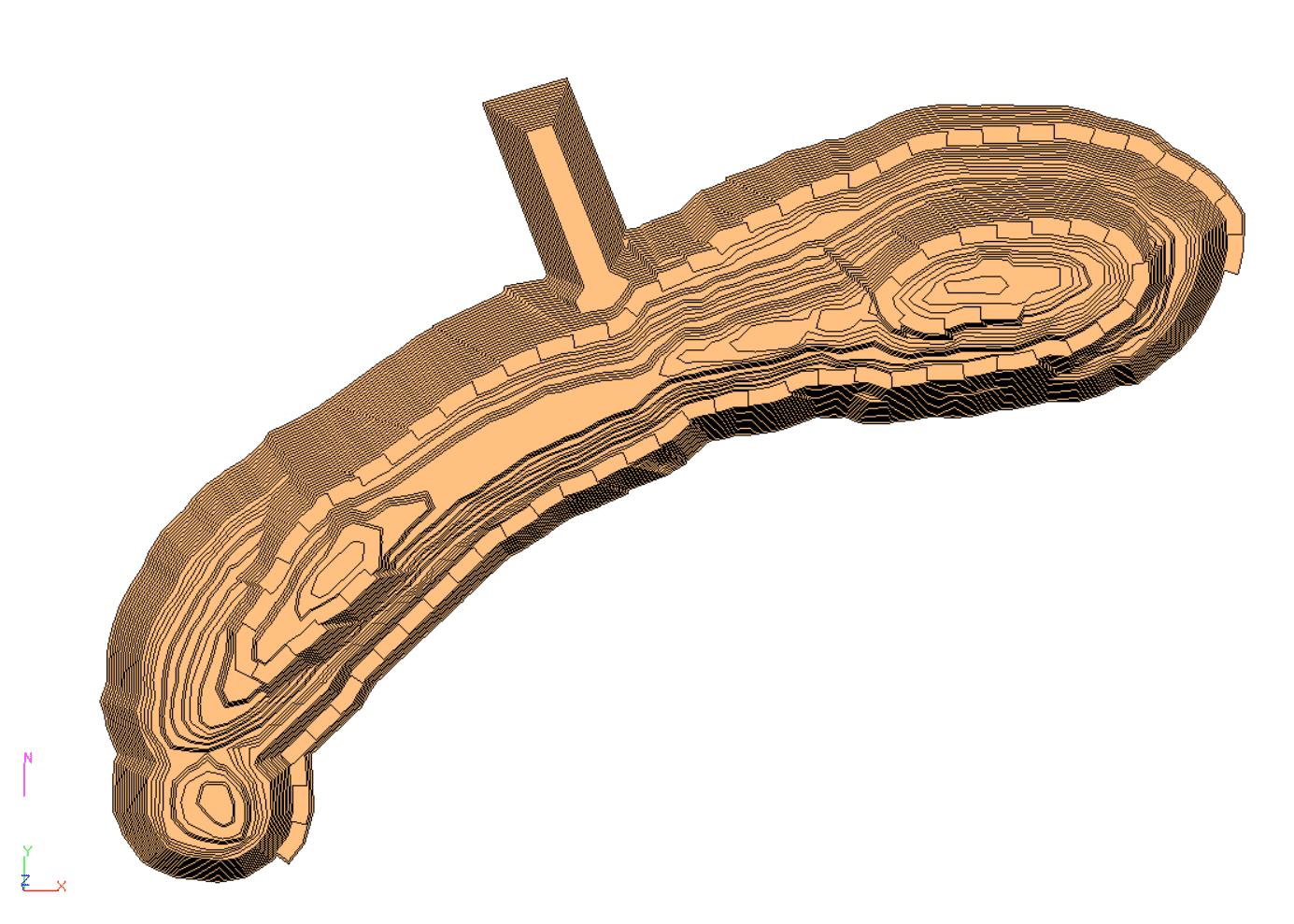 Parametric Pit Design