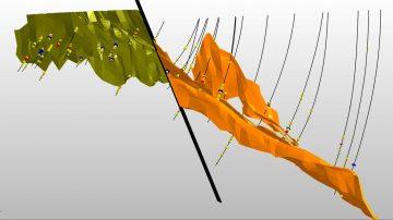 GeoModeler - Fault Modeling